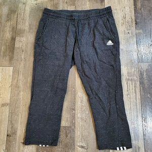 Adidas capris pants L